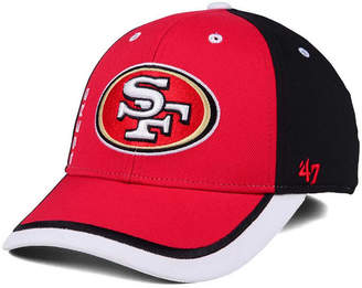 detailed look 84de6 7b429 ... low price 47 san francisco 49ers crash line contender flex cap c713c  48ca2