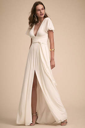 Anthropologie Zion Wedding Guest Dress