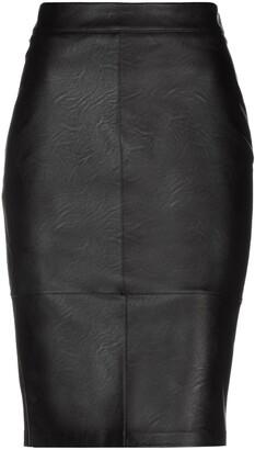 Manila Grace Knee length skirts