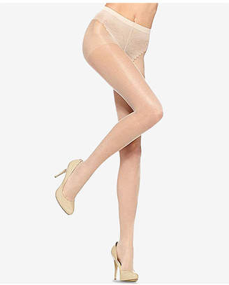 Hue Women's French Lace Control Top Hosiery