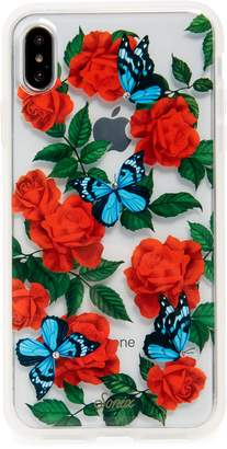 Sonix Butterfly Garden iPhone X/Xs, XR & X Max Case