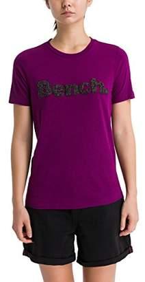 16d66036 Bench Women's Corp Logo Tee T-Shirt,Large