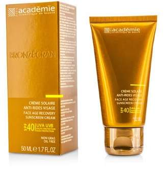 Academie Scientific System Face Age Recovery Sunscreen Cream SPF 40