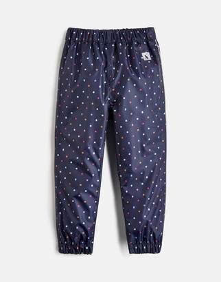 Joules Clothing Skye Waterproof Trousers 1yr
