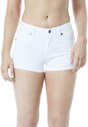 Khanomak Solid 5 Pocket Spandex Short Pants