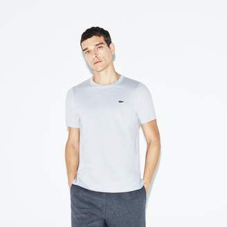 Lacoste Men's SPORT Flecked Stretch Tennis T-Shirt