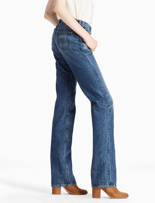 Lucky Brand EASY RIDER MID RISE RELAXED BOOTCUT JEAN IN LEON VALLEY
