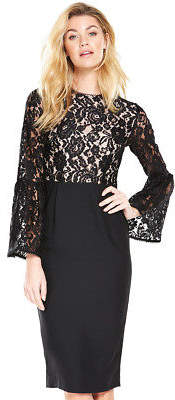 Very Lace Top Dress