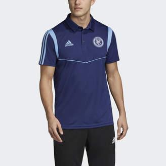 adidas New York City FC Polo Shirt