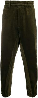 Golden Goose cropped corduroy trousers