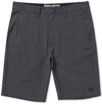 Billabong Men's Crossfire X Classic-Fit Stretch Hybrid Shorts