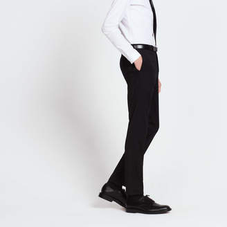 Sandro Slim fit woollen trousers