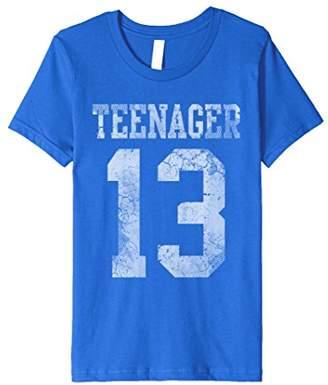 Teenager 13 Birthday T Shirt