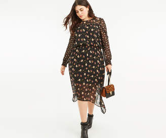 Oasis CURVE FRIEDA FLORAL DRESS*