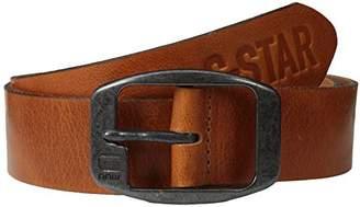 G Star G-Star Men's Ladd Belt, Braun (cognac 559), 32
