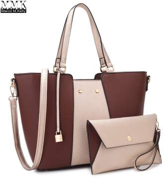 At Canada Marco M Kerry Mmk Collection Fashion Women Purses And Handbags Las Designer Satchel Tote Bag