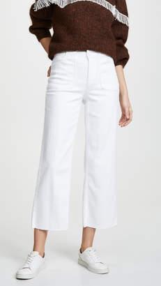 Paige Nellie Utility Jeans