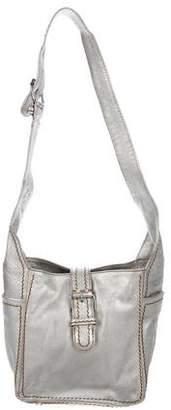 Carlos Falchi Fatto a Mano by Metallic Shoulder Bag