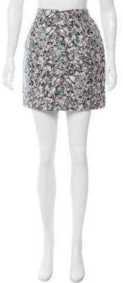 Proenza Schouler Jacquard Mini Skirt w/ Tags