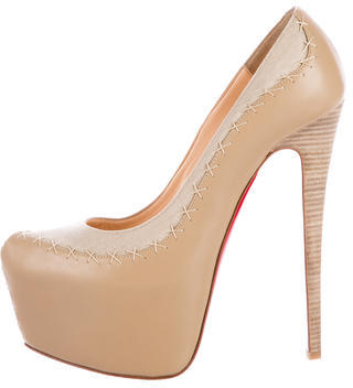 Christian Louboutin  Christian Louboutin Dafreak Platform Pumps