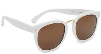 Illesteva Sardinia Sunglasses $220 thestylecure.com