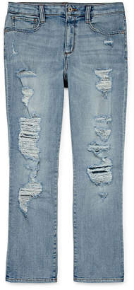 Arizona Vintage High Rise Straight Jean-Juniors Plus