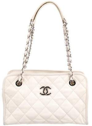 Chanel Large French Riviera Tote