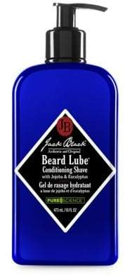 Jack Black Beard Lube Conditioning Shave with Jojoba and Eucalyptus