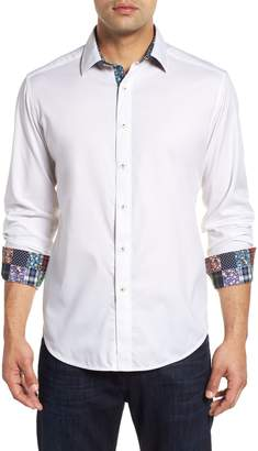 Robert Graham Bridgeman Classic Fit Sport Shirt