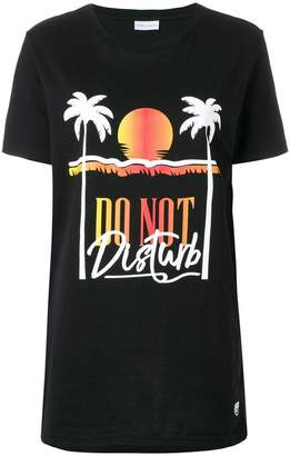 Chiara Ferragni palm beach T-Shirt