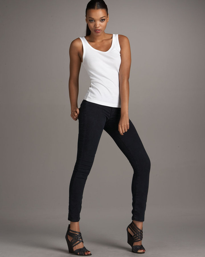 J Brand Jeans Denim Olympia Blue Leggings