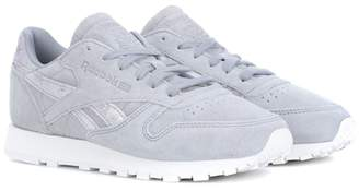 Reebok Classic Shimmer leather sneakers