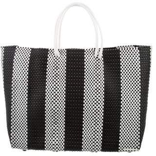 Truss Large Basketweave Tote w/ Tags