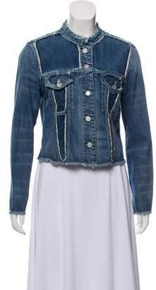 J Brand Toni Patchwork Jacket w/ Tags