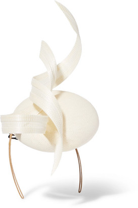 Philip Treacy - Embellished Headpiece - White $1,130 thestylecure.com