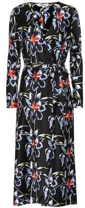 Diane von Furstenberg Tilly silk wrap dress