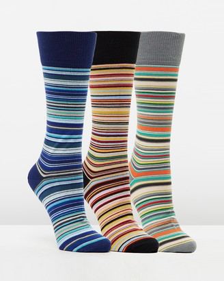 Paul Smith 3-Pack Sock Gift Set