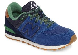 Infant New Balance '574 Ne' Sneaker $44.95 thestylecure.com