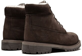 Timberland 6 inch Classic Shearling boots