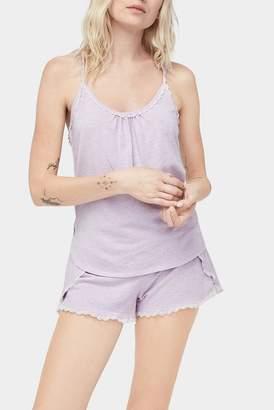UGG Marnie Cami & Shorts Pajama 2-Piece Set