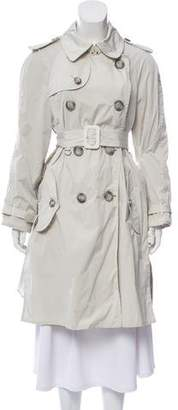 Moncler Casual Trench Coat