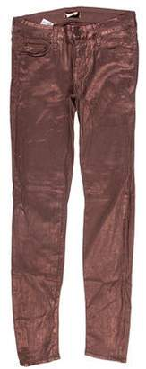 Mother The Looker Mid-Rise Pants