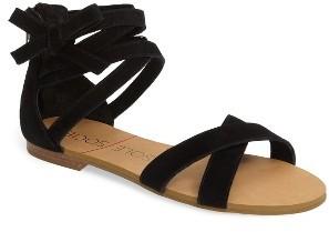 Women's Sole Society Sana Wraparound Sandal $79.95 thestylecure.com