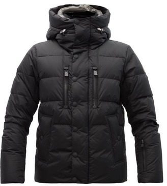 Moncler Rodenberg Technical Down Filled Ski Jacket - Mens - Black