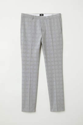 H&M Suit Pants Super Skinny fit - Beige