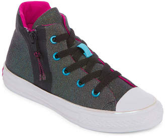 Converse Chuck Taylor All Star Sport Zip Girls Sneakers - Little Kids