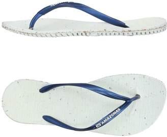 Amazonas Toe strap sandals - Item 11441323