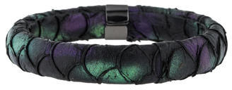 Marc Jacobs Marc Jacobs Fish Skin Bangle