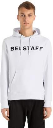 Belstaff Marfield Hooded Cotton Sweatshirt