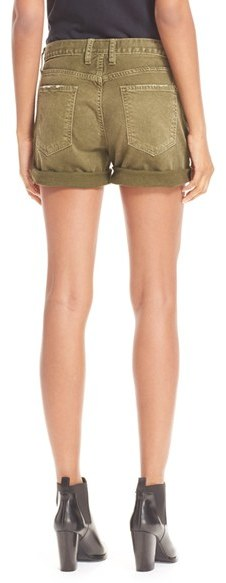 Current/Elliott Women's 'The Boyfriend' Rolled Shorts